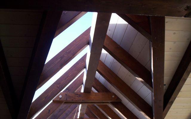 Zulziri sl estructuras y tratamientos para la madera - Estructura tejado madera ...